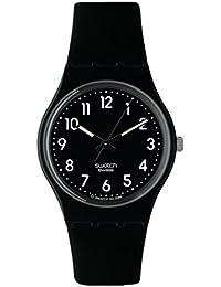 Swatch Unisex-Uhr Analog Quarz mit Plastikarmband – GB247R