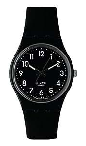Swatch Orologio Unisex Analogico al Quarzo con Cinturino in Plastica – GB247R