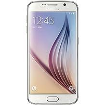"""Samsung Galaxy S6 - Smartphone libre Android (pantalla 5.1"""", cámara 16 Mp, 64 GB, Octa-Core 2.1 GHz, 3 GB RAM), blanco (importado de Alemania)"""