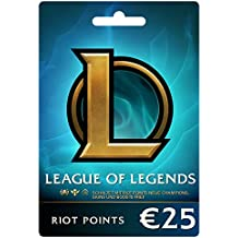 League of Legends €25 Prepaid Gift Card (3500 Riot Points)