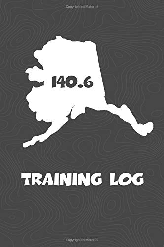 Training Log: Alaska Training Log for tracking and monitoring your training and progress towards your fitness goals. A great triathlon resource for ... bikers  will love this way to track goals! por KwG Creates