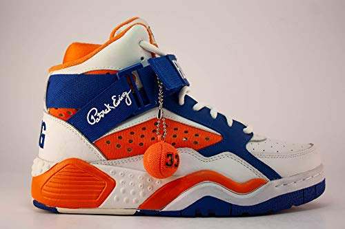 finest selection 1c612 69b34 Patrick ewing - Basket Focus Blanche Orange Bleu