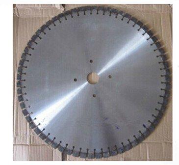 GOWE 48 cm-Diamant Walk derrière humide/1200 mm Lame de scie en acier robuste 1,2 m béton, ciment de ponts routiers à tronçonner - Taglio Wet Saw