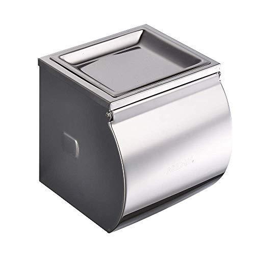 YesDone Serviettenhalter Tissue Box Home Hotel toilettenpapierfach Edelstahl papierhandtuchhalter toilettenpapierfach Bad-Accessoires großhandel Bad wasserdicht rollenhalter
