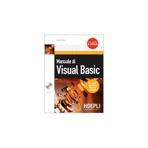 Manuale Di Visual Basic. Con Cd-Rom