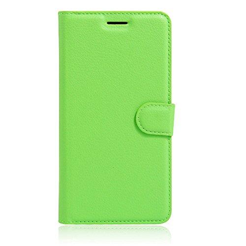 Schutzhülle für Apple Iphone 7 4.7 Zoll Smart Slim Case Book Cover Stand Flip (Schwarz) NEU in Grün