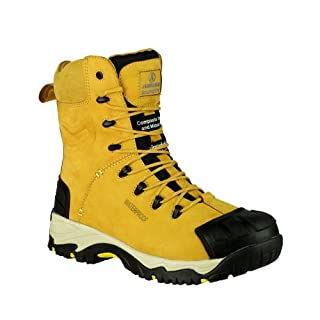 Amblers Safety FS998C Safety Boot / Mens Boots (11 UK) (Honey)