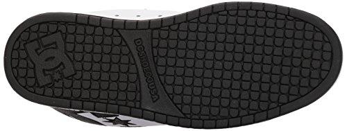 DC Shoes Chase Shoe D0302100, Sneaker uomo White XKWW