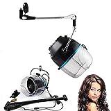 Cagoule de coiffeur avec bras mural, sèche-cheveux, cagoule à sec, support DHL 900 W