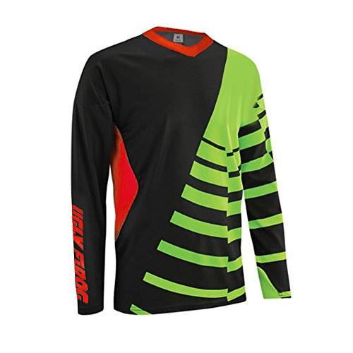 Uglyfrog 03 Bike Wear Manica Lunga Cycling Sports Magliette Uomo MTB/Downhill/Motorcycle Primavera Jersey Mountain Bike Shirt