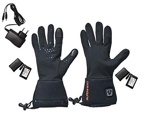Alpenheat FireGlove Allround Beheizter Handschuh, schwarz, L