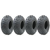 Quattro - 19x7-8 pneumatici quad, 19 7,00-8 ATV E marcata strada del pneumatico legale giro (Pneumatici Del Trattore Atv)