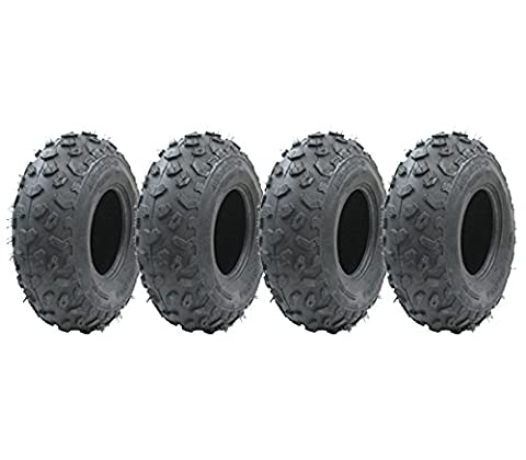 Four - 19x7-8 quad tyre, 19 7.00-8 ATV E marked road legal tyre 19x7-8 tire ride on lawnmower