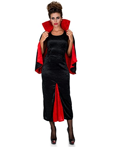 generique Costume contessa dracula per donna Halloween L