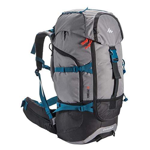 50l sacchetto di alpinismo, casuale multifunzionale di viaggio leggero zaino, borsa da viaggio esterno di grande capacità, il design ad apertura rapida, può essere utilizzato da uomini e donne
