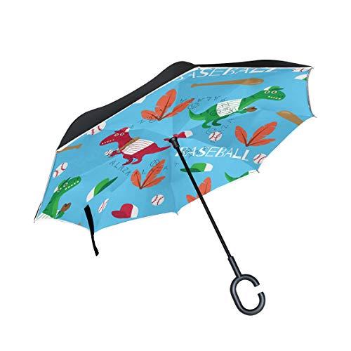 hengpai Flora im Barock-Stil, umgekehrt, umgekehrt, mit Auto-Regenschirm, Winddicht, UV-beständig,...