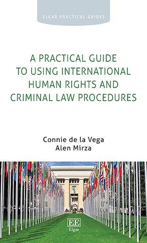 A Practical Guide to Using International Human Rights and Criminal Law Procedures (Elgar Practical Guides)