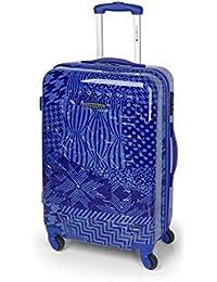 Gabol Trend Maleta, 66 cm, 59 Litros, Azul