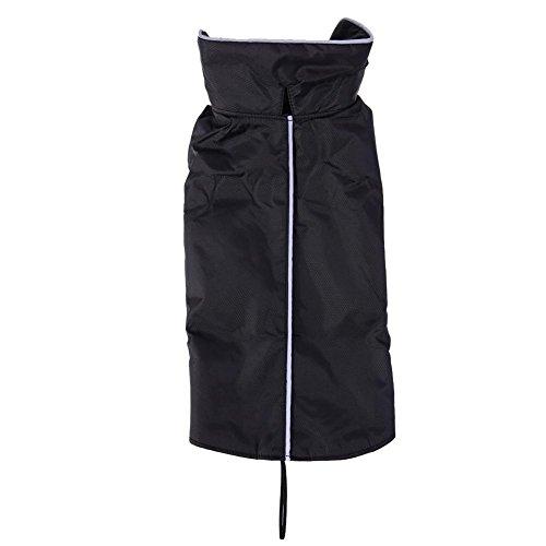 Domybest étanche pour animal domestique Chien Chiot Gilet Veste Vêtements d'hiver Vêtements pour chiens Manteau