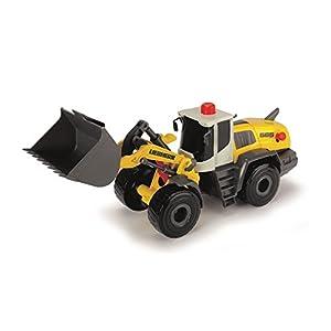 Dickie Toys 203805006 Bomba de Aire Liebherr Libre Juguete Rueda de Carga