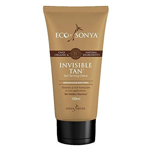 Eco Tan unsichtbare Bräunungscreme - 150ml