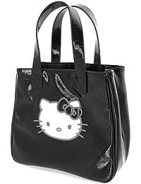 Sac à main Hello Kitty by Camomilla Noir