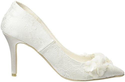MenburLUCIA - Scarpe con Tacco donna Off White (Off White 04)