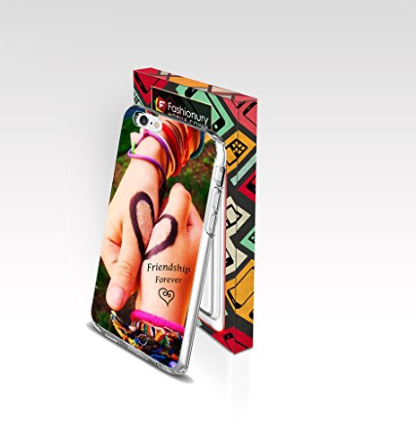 Fashionury Back Cover For Panasonic P77 Designer Printed