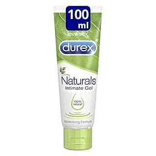 Durex Naturals Intimate Lubricant Gel, 100 ml