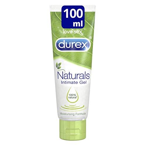 Durex Naturals Gel lubrificante intimo, 100 ml