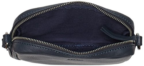 Esprit 037ea1o061, Sacs Portés Épaule Femme, 3.5 EU Bleu (400 Navy)