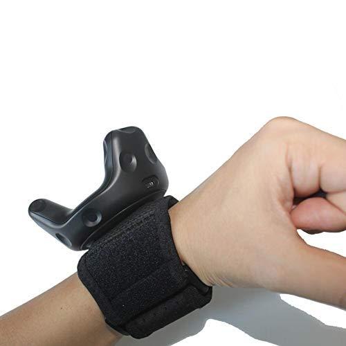 bouncevi Schultergurt kompatibel mit dem verstellbaren Armband HTC Vive Tracker für VR-Tracker, Montagehalterungen und Hilfswerkzeuge - noch mehr Spiele Free Nylon Armband