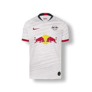 RB Leipzig Home Camiseta 19/20, Blanco Niños Camiseta Manga Corta, RasenBallsport Leipzig Sponsored by Red Bull Original… 5