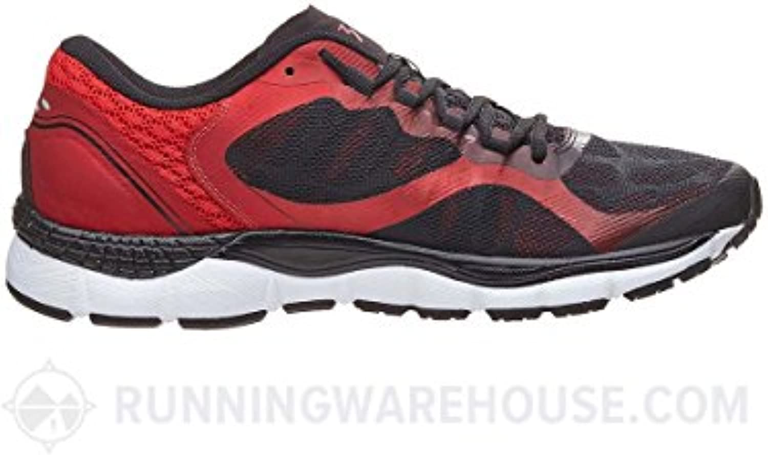 361 Shield 2 black-risk Red Zapato Running Hombre nº 45