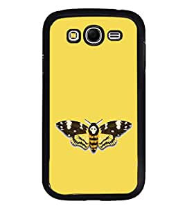 Fuson Designer Back Case Cover for Samsung Galaxy Grand I9082 :: Samsung Galaxy Grand Z I9082Z :: Samsung Galaxy Grand Duos I9080 I9082 (Flying Insect Colourful Designer Garden India)