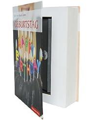 Trend Import 10524200 - Caja fuerte disimulada en un libro