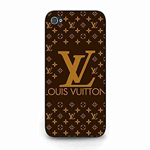LV Logo Phone Coque Cover,Wonderful Louis With Vuitton Design Phone Protector,IPhone 5c Cell Phone Accessory