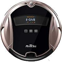 Robot Aspirador, Aspirador Robótico Con Carga Automática Y Detección De Gotas, Anti-Spill