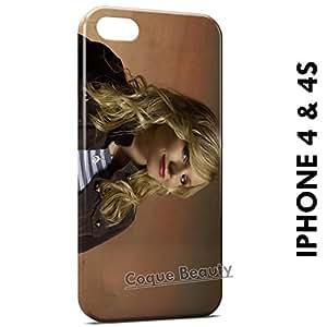 Coque Etui iPhone 4/4S Veronica Mars étui Housse Case Cover Protection