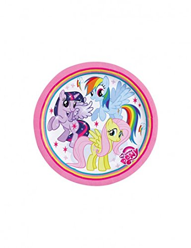 amscan-international-18-cm-my-little-pony-paper-plates