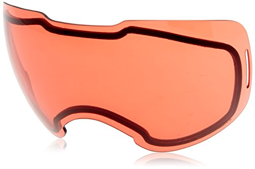 rille-/Snowboard-Brille Jet Einheitsgröße Rose ()