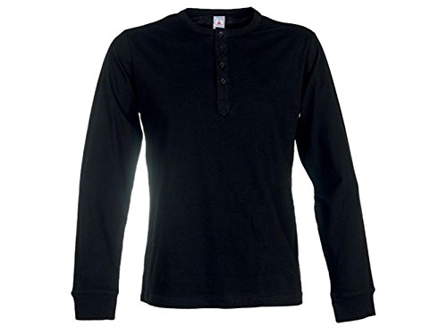 T-SHIRT UOMO HARBOUR PAYPER Nero