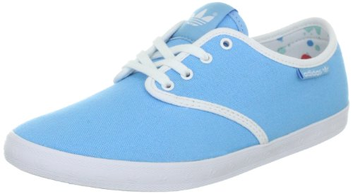 Adidas Originals Adria PS Femme Baskets / Sneakers, Bleu Zenith/Wht/Wht