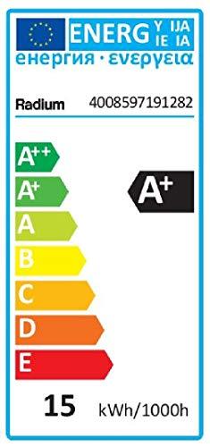 Radium lámpara LED Essence estándar RL de A100, 14,5W, E27, eficiencia energética: A +