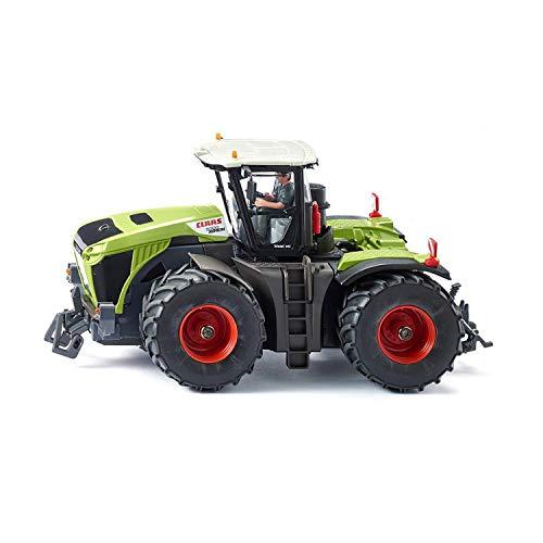 SIKU 6791, Claas Xerion 5000 TRAC VC Traktor, Grün, Metall/Kunststoff, 1:32, Ferngesteuert, Ohne Fernsteuermodul, Steuerung via App möglich