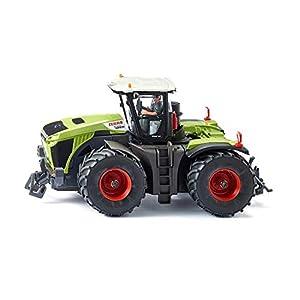 SIKU 6791 Claas Xerion 5000 TRAC VC - Tractor con Bluetooth para Control de Aplicaciones, el Color Puede Variar de la Imagen