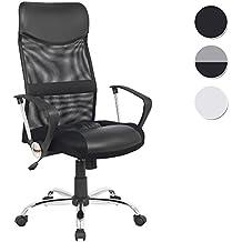 Sillas ergonomicas oficina for Silla ergonomica amazon