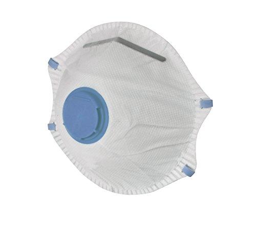 avit Atemschutzmaske Premium mit Ventil, Schutzstufe: FFP2 VE=1
