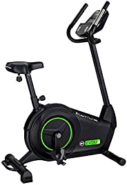BT BODYTONE - EVOU4 - Professional Stationary Exercise Bike for home Fitness sessions - Led Screen with tablet
