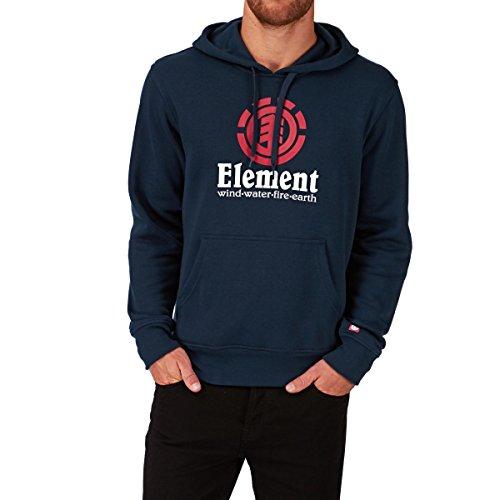 Element Vertical Hoodie Indigo